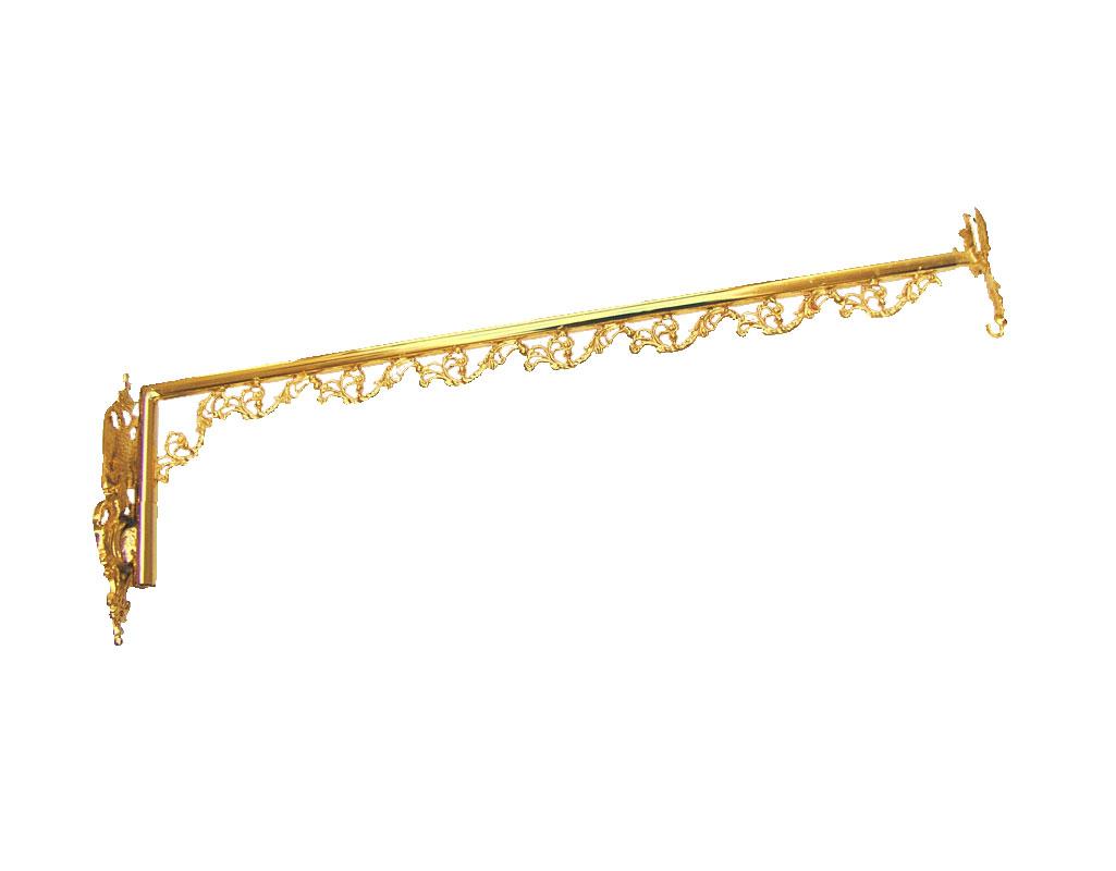 Μπράτσο Ψαλτών Αυξομειούμενο Ορειχάλκινο (209-06)
