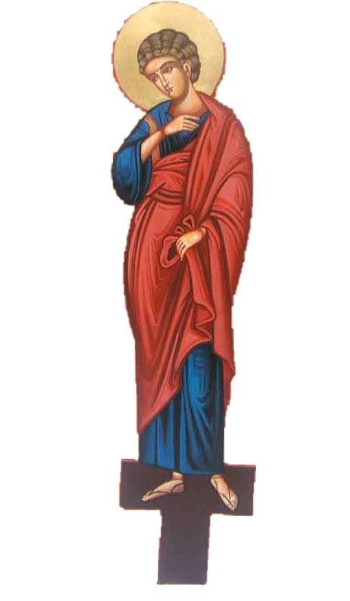 Λυπητερά Αγιογραφία Αγ. Ιωάννη (100cm) (295-01)(J)