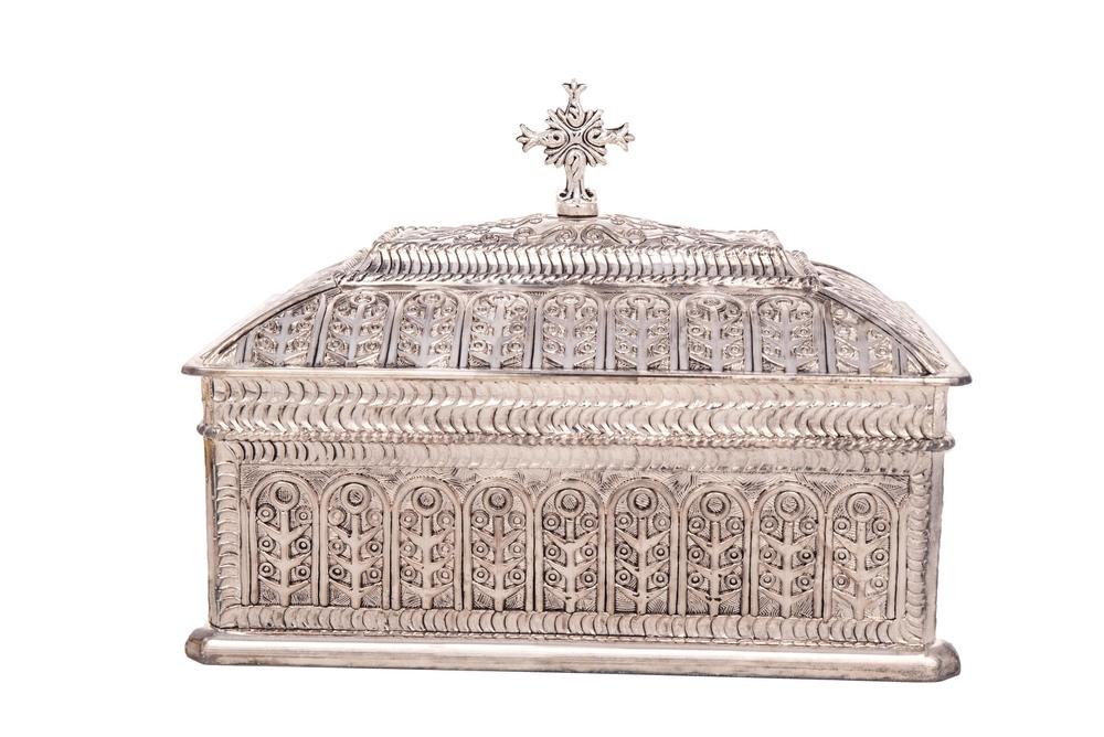Κουτί Προηγιασμένης Μεγάλο Επάργυρο (126-36)