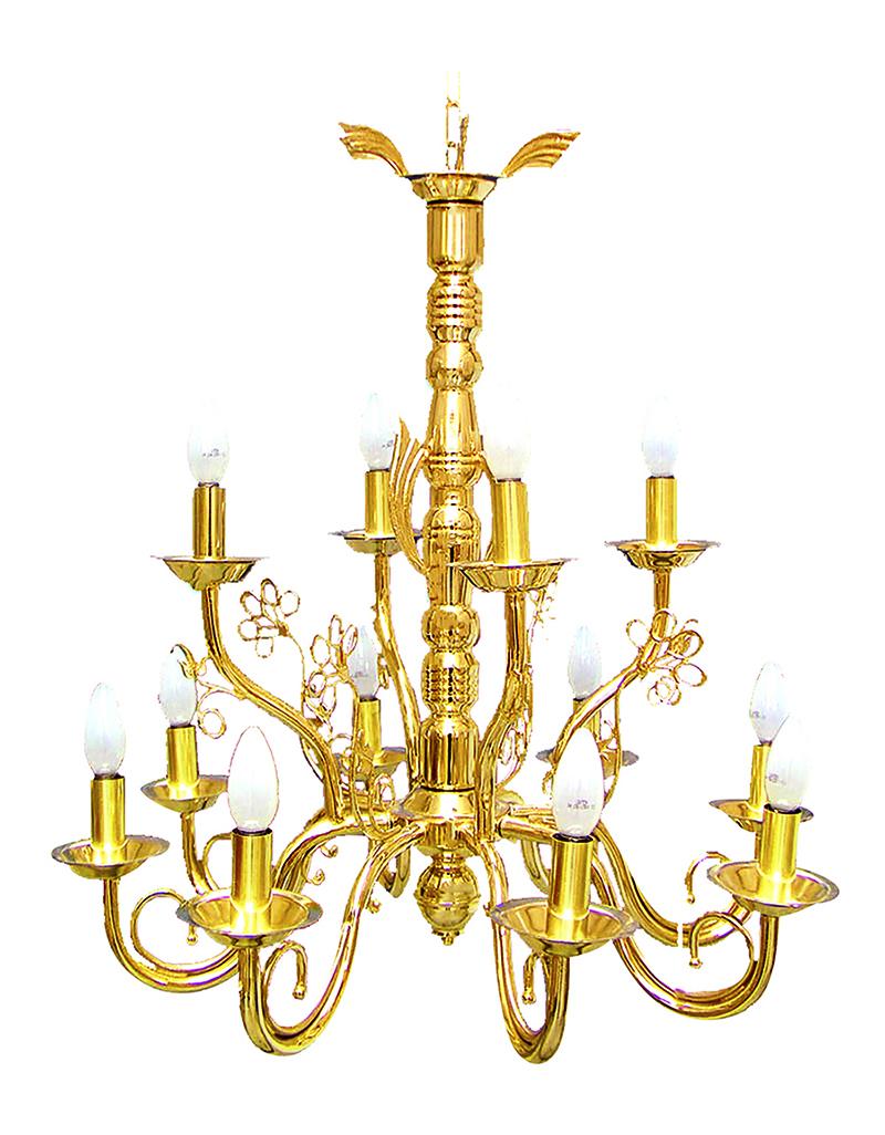 Πολυέλαιος Σωληνωτός Λείος 12Φ (269-03)