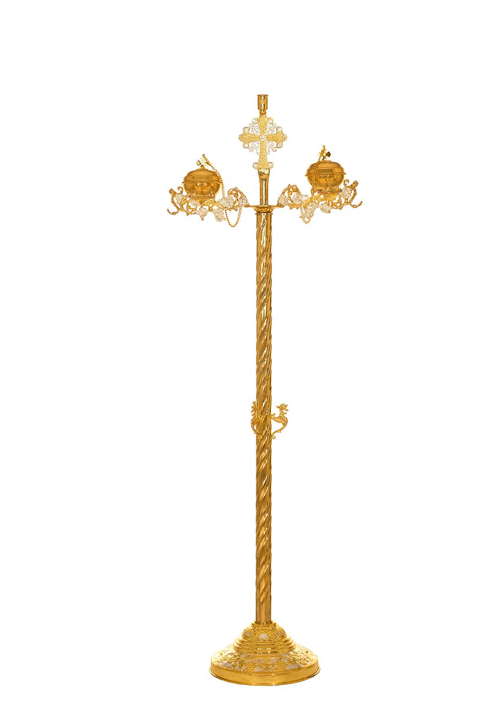 Ντολτσοκρεμάστρα Δίχρωμη (157-00)