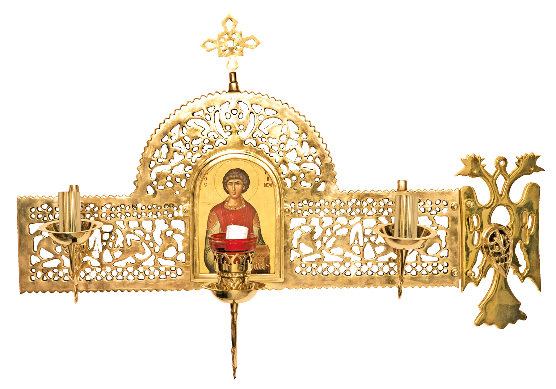 Πόρτα Χορού Μεσαία Λεία (2500-36)