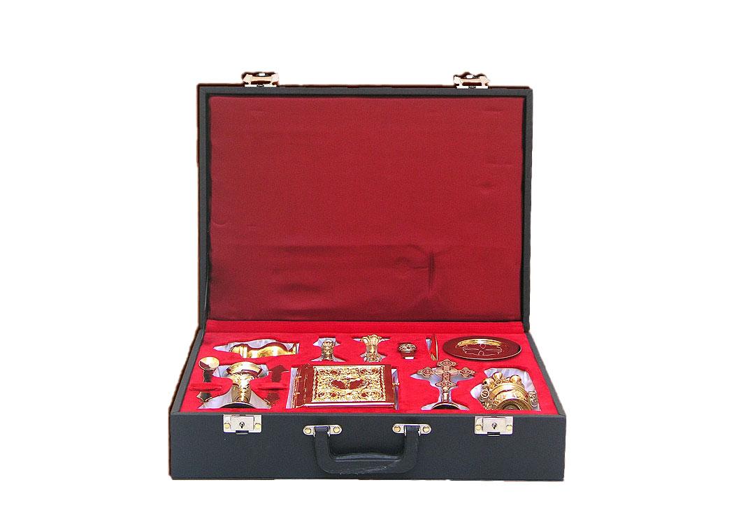 Βαλίτσα Μεταφοράς Ιερών Σκευών Πλήρης  (133-01)