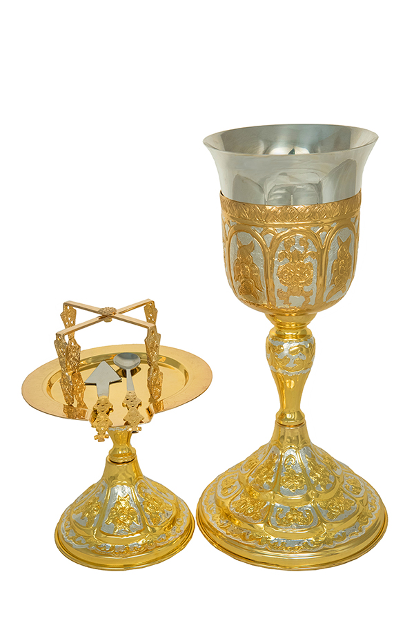 Chalices Sets Bicolour Giant (2Ltr) (103-07)