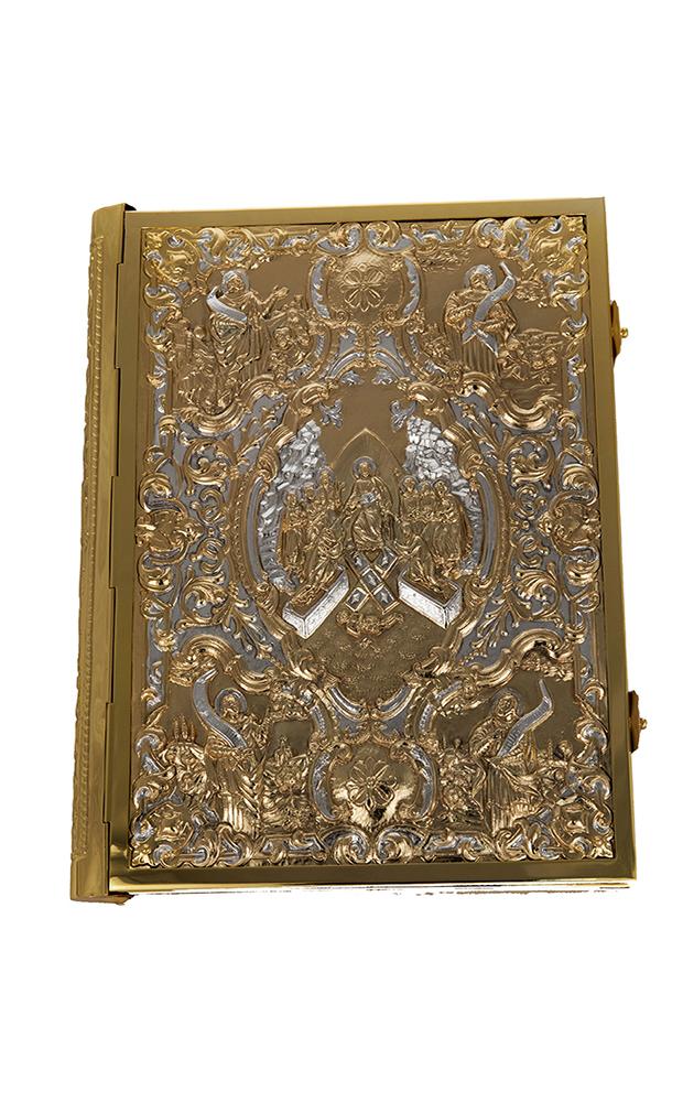 Ευαγγέλιο Ανάγλυφο ΑΑ' Δίχρωμο (102-05)