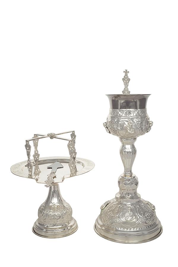 Δισκοπότηρο Σκαλιστό Α' Επάργυρο (103-71)