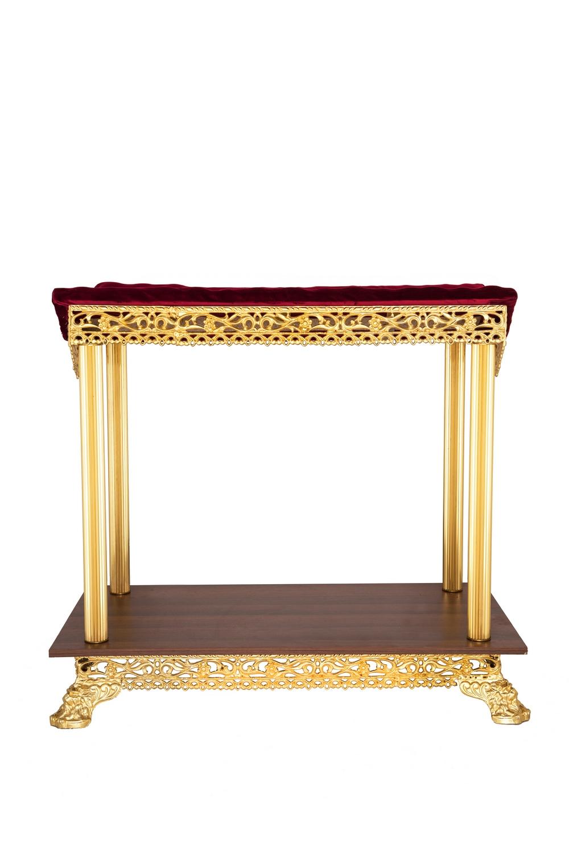 Baptism Table Patina(195-02)