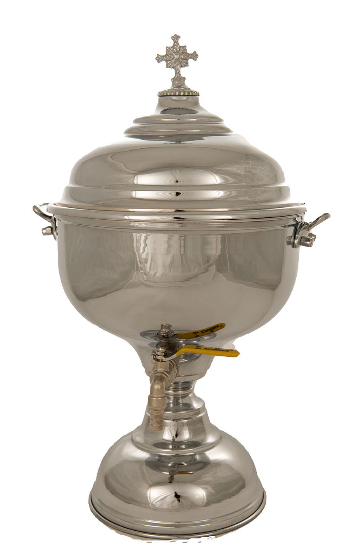 Κολυμβήθρα Αγιασμού Μικρή Χρώμιο (156-09)