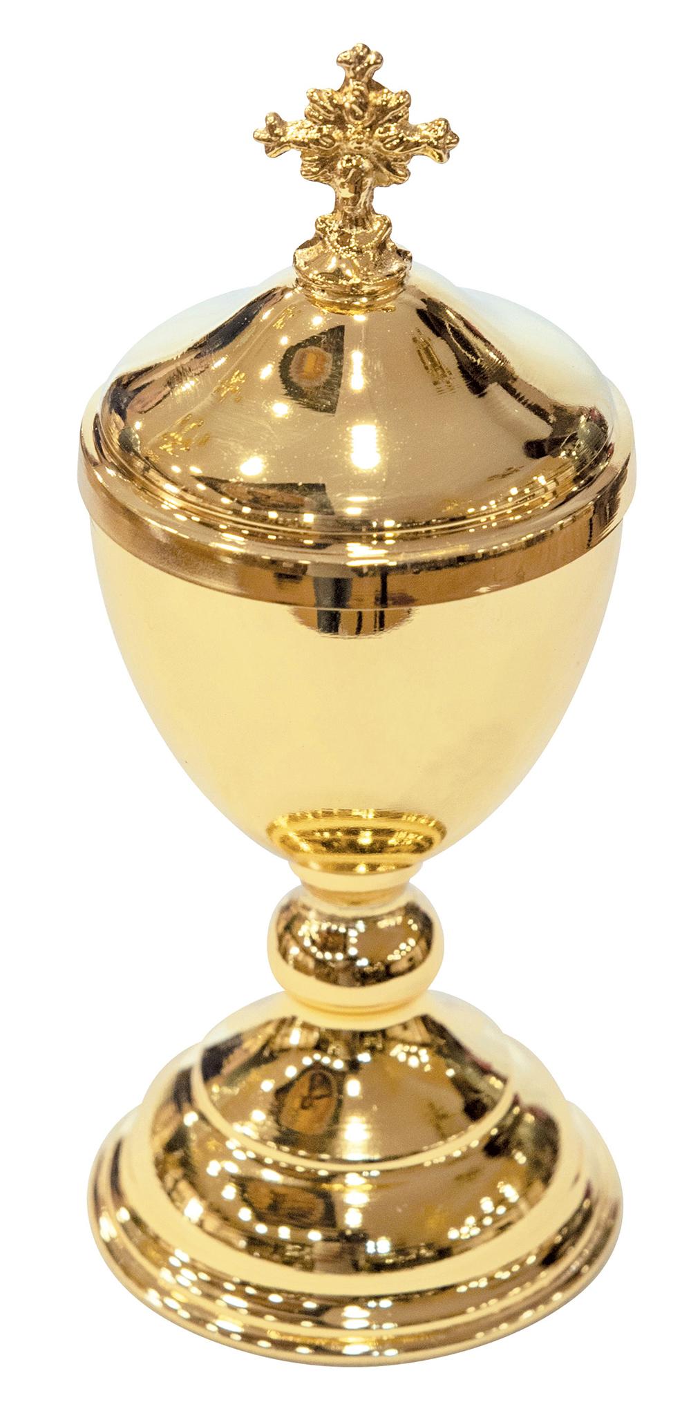 Ποτήρι Γάμου Επίχρυσο (127-02)