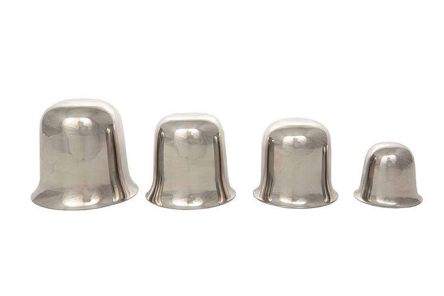 Κούπα Ανοξείδωτη Α' (500 ml) (11cm) (305-11Α)