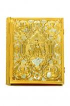Ευαγγέλιο Ανάγλυφο ΑΑ' Δίχρωμο (102-06D)