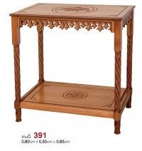Τραπέζι Μυστηρίου Μ391