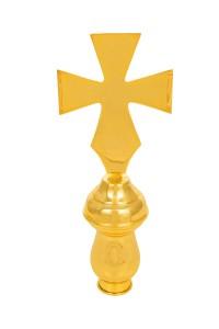 Крест Лаварин Желтый Русский (124-03)