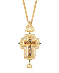 Cross Gold-Plated Silver (925) (ΣΤ11)