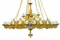 Chandeliers 41F Patina (239-02)