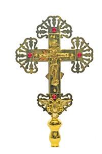 Σταυρός Σέγας Σκαλιστός Β' (105-12CR)