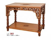 Mystery Table Μ383