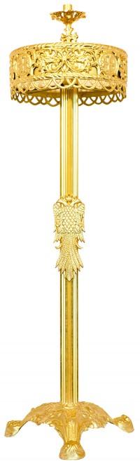 Μανουάλι  Γ' Σωλήνα 30cm (173-02)
