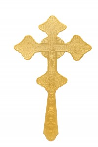 Σταυρός Ευλογίας Χαρακτός  Α'  (123-05)
