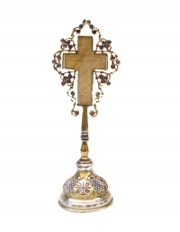 Σταυρός Αγιασμού ΑΑ' Δίχρωμος (125-05)