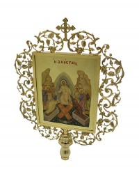 Ανάσταση Μεταλλική Κίτρινη (106-11)