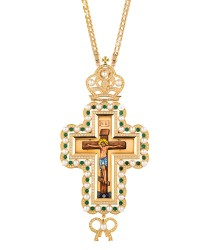 Cross Gold-Plated Silver (925) (ΣΤ16)
