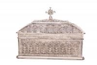 Κουτί Προηγιασμένης Μεγάλο Λευκό  (126-36)