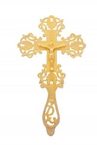 Σταυρός Ευλογίας Χυτός  (123-07)