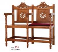 Καρέκλες Κοσμικές ανά θέση Μ331