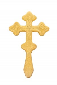 Blessing Crosses Hollow Small (123-09)