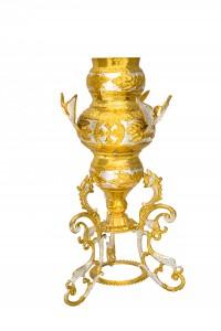 Κανδήλα Αγίας Τραπέζης ΑΑ' Δίχρωμη (113-06)