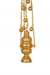 Θυμιατό Βαλίτσας  Κίτρινο (107-15)