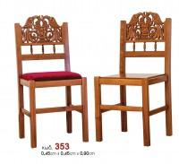 Καρέκλες Κοσμικές Ανά Θέση Μ353