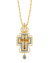 Cross Gold-Plated Silver (925) (ΣΤ14)