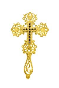 Σταυρός Ευλογίας Χυτός (123-08)