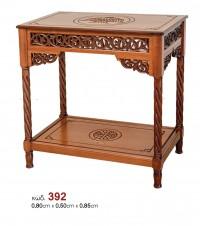 Mystery Table Μ392