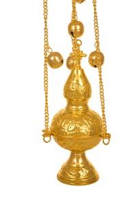 Θυμιατό Ρώσικο Νο1  Κίτρινο (107-13)