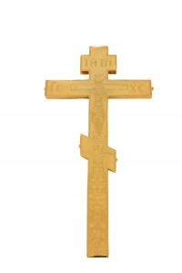 Blessing Crosses Russian Hollow Α' (123-14)