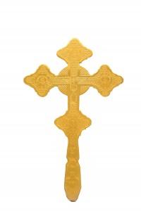 Σταυρός Ευλογίας Χαρακτός Α'  (123-06)