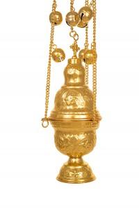Θυμιατό Αθηναϊκό Νο2 Κίτρινο (107-11)