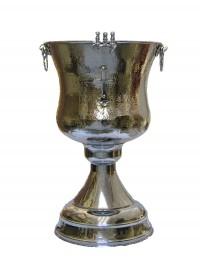 Baptismal font Chromium Νο2 (155-10)