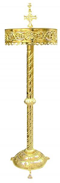 Μανουάλι Β' Ορειχάλκινο 40cm (170-12)
