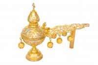 Censers Russian Yellow (107-28D)