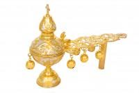 Θυμιατό Κατσίο Ρώσικο Κίτρινο (107-28D)