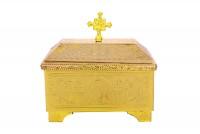 Κουτί Προηγιασμένης Τσιγκογραφία Β' (126-09)