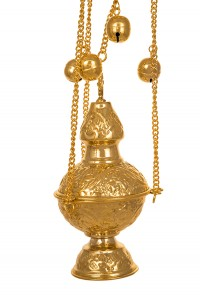 Θυμιατό Ρώσικο Νο2 Κίτρινο (107-12)