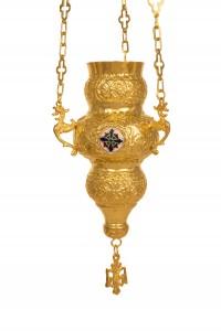 Vigil Lamps Corfu Νο2 Enamel (110-12ΣΜ)