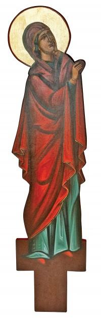 Λυπητερά Αγιογραφία Παναγία (100cm) (295-01P)