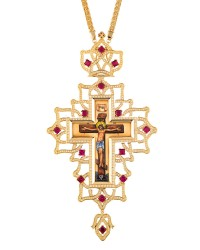 Cross Gold-Plated Silver (925) (ΣΤ13)