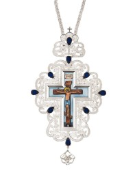 Cross Silver-Plated Silver (925) (ΣΤ12)